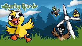 Ouchy Bird the best game for smartphones (iPhone iOS and Android)
