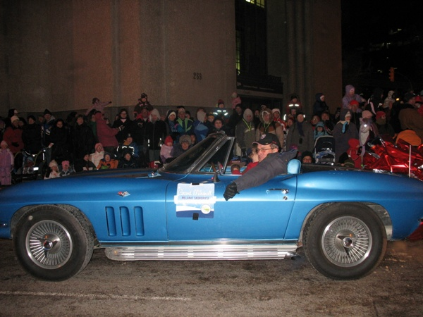 2008 Santa Claus Parade Winnipeg Парад Санта Клауса Виннипег