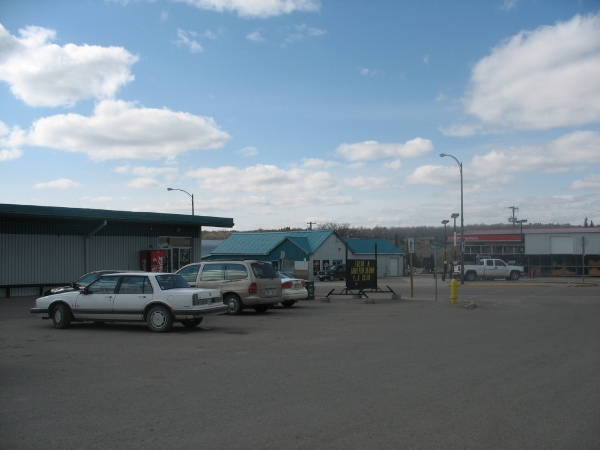 Birtle shoping. Манитоба Канада, Manitoba Canada