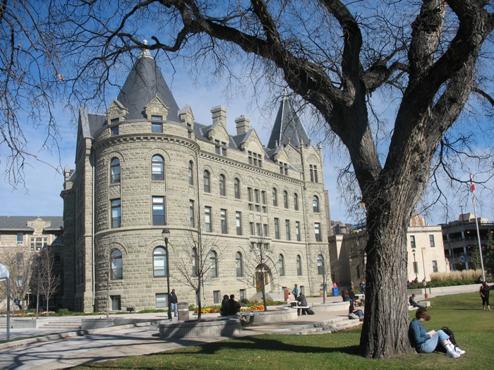 University of Winnipeg университет Виннипег