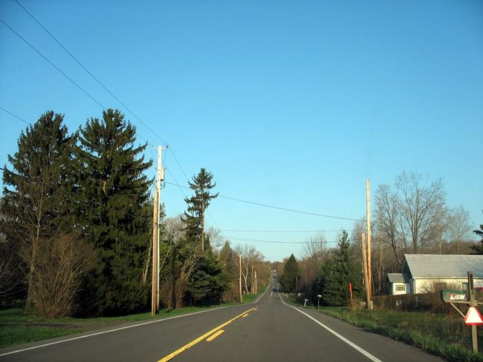 Фото дороги из машины