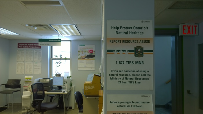 Report resource abuse. Geraldton Ontario