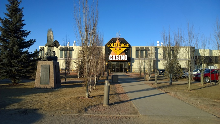 Норф Бэттэлфорд казино Gold Eagle casino North Battelford