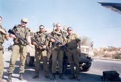 Miluim in Megiddo. The Story of an Israeli Reservist by Alexander Chernyakov
